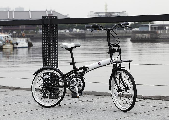 FIAT(フィアット) 折りたたみ自転車 FDB206SK02