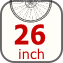 26inch
